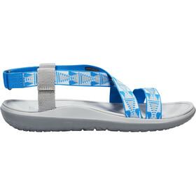 Teva Terra-Float Livia Sandali Donna, grey/blue